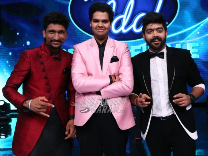 TOP 3 finalists Khuda Baksh, PVNS Rohit & LV Revanth on Indian Idol 9