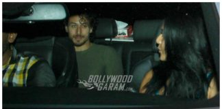Jackie Shroff, Tiger Shroff, Ayesha and Krishna spend quality time together