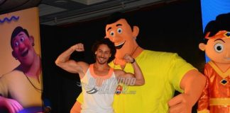 Brand Ambassador Tiger Shroff launches children's channel Sony Yay!