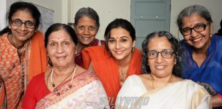 Vidya Balan begins Tumhari Sulu shooting with blessings of mothers
