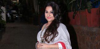 Vidya Balan takes Begum Jaan promotional tour to Mumbai