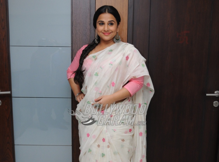 Vidya Balan Says There Is No Competition With Rituparna Sengupta