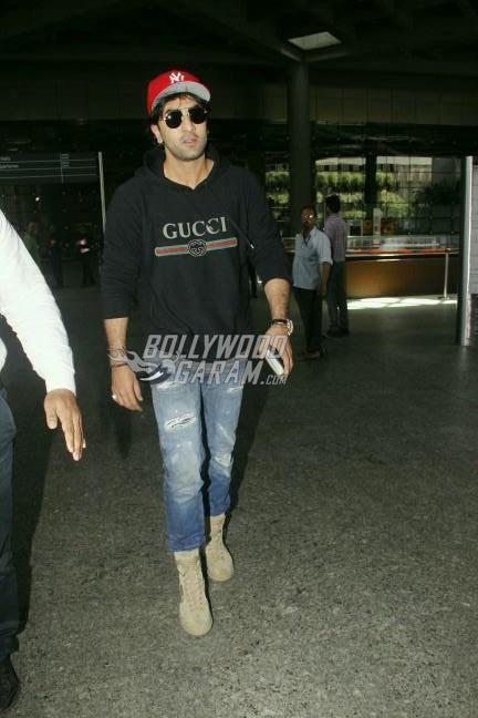 Celebrity Airport Fashion Deepika Padukone Alia Bhatt