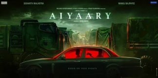 Aiyaary motion poster released – Looks dark, gritty and thrilling