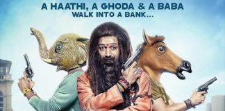 Bank Chor motion poster is out – Reveals Vivek Oberoi's comic character