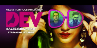 Dev DD – A modern twist to Devdas with a female lead character!