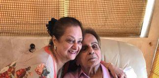 Dilip Kumar honoured with Living Legend Lifetime Award