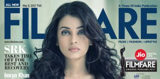 Aishwarya Rai Bachchan dazzles on Filmfare Magazine Cover