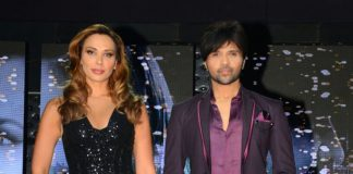 Himesh Reshamiya and Lulia Vantur shoot for Every Night and Day – Photos