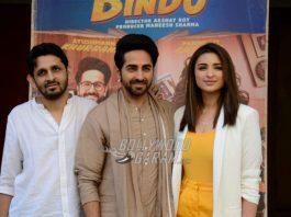 Parineeti Chopra, Ayushmann Khurrana launch Meri Pyaari Bindu official trailer part 1 – photos