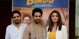 Parineeti Chopra, Ayushmann Khurrana launch Meri Pyaari Bindu official trailer part 1 – photos