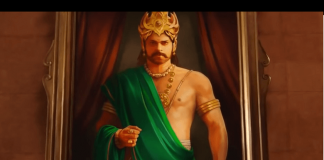 Third role of Prabhas in Baahubali 2 as Maharaja Vikramadeva revealed!
