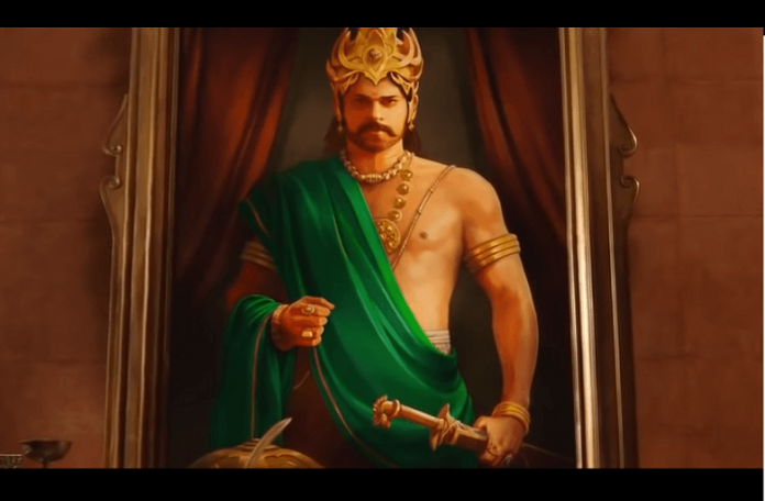 prabhas-baahubali-2-maharaja-vikramadeva