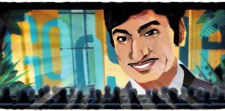 Google honors late Rajkumar on his 88th birth anniversary!
