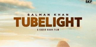 Salman Khan shares the first official Tubelight poster on Twitter