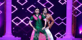 Nach Baliye S8 E2 Sanaya Irani, Mohit Sehgal – Mohit forgets steps mid act!