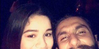 Sara Tendulkar fangirls over Ranveer Singh, takes selfies with the actor