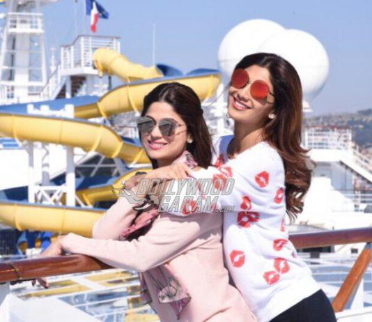 Shilpa, Shamita Shetty enjoy a sunny afternoon at Adel and Sana's wedding – Photos
