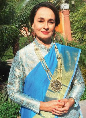 Soni Razdan makes comeback with tv serial Utre Na Rang Mahi