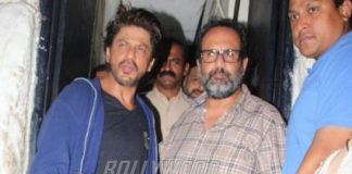 Shah Rukh Khan escapes a major accident on the sets of Aanand L. Rai's film