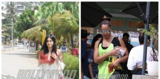 Photos – Bipasha Basu and Adah Sharma spotted at their trendiest best in Mumbai!