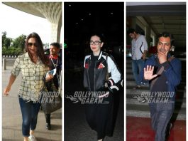 Photos – Nawazuddin Siddiqui, Preity Zinta, Karisma Kapoor snapped at airport