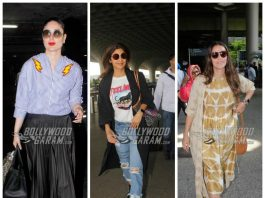 Kareena Kapoor, Neha Dhupia and other Bollywood celebrities spotted at airport – Photos