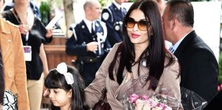 PHOTOS – Aishwarya Rai Bachchan and Aaradhya get grand welcome at Cannes!