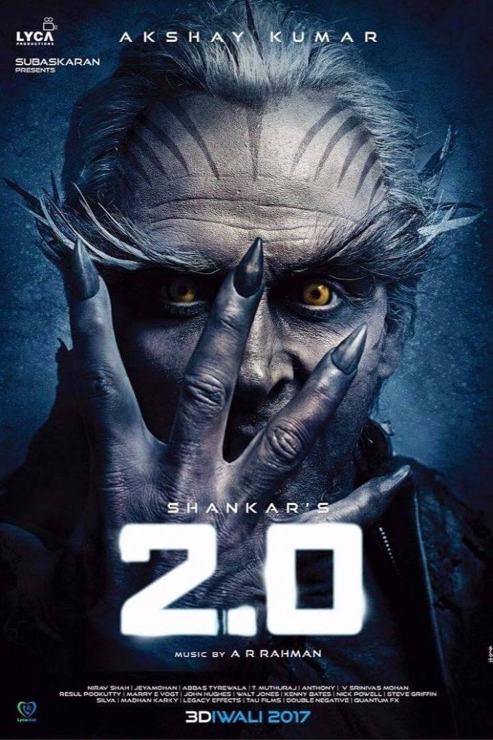 Akshay Kumar 2.0