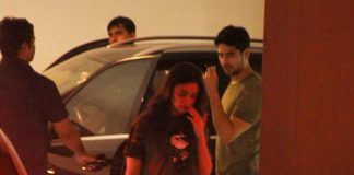 Alia Bhatt, Sidharth Malhotra spend time with Karan Johar and his twins – Photos