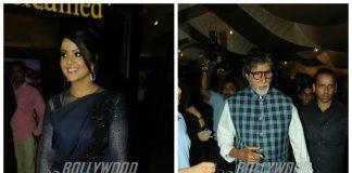 Amitabh Bachchan launches Amruta Fadnavis' debut song Phir Se