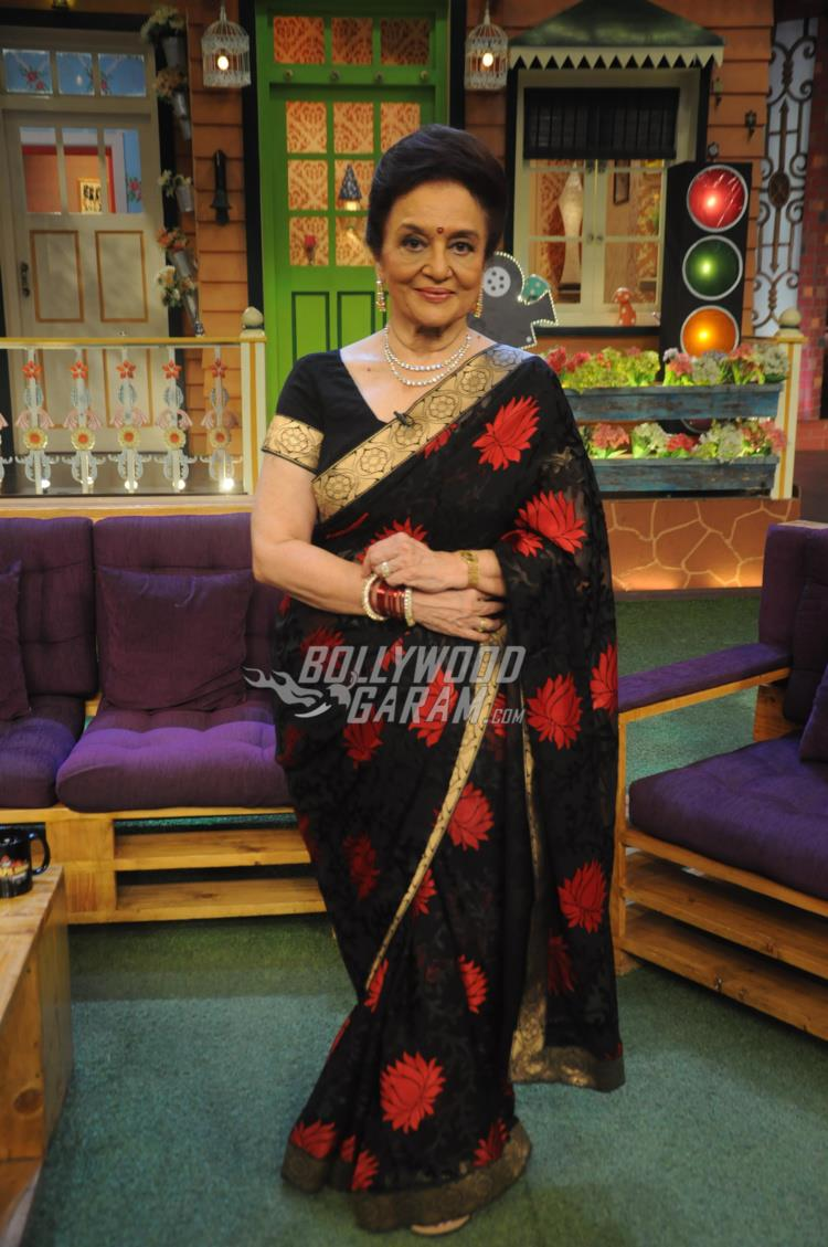 Asha Parekh and Helen on The Kapil Sharma Show