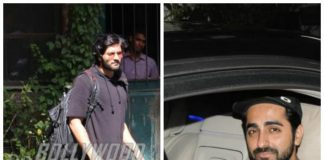 Ayushmann Khurrana, Ali Fazal spotted enjoying a day off work – Photos