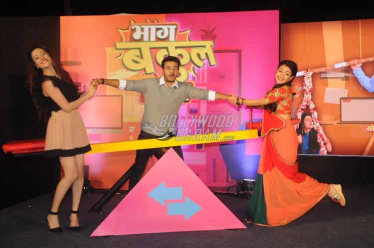 Jay Soni, Shruti Rawat and Hiba Nawab launch new show Bhaag