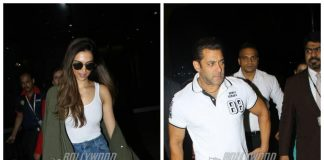 Deepika Padukone and Salman Khan make stylish passengers at airport