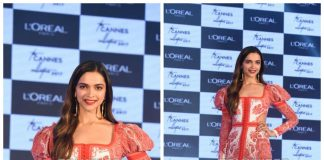 Deepika Padukone launches L'Oreal Paris India – Cannes Collection 2017