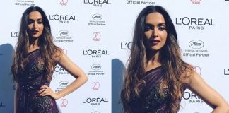 Deepika Padukone at Cannes Film Festival 2017 red carpet on day 1 – Photos!