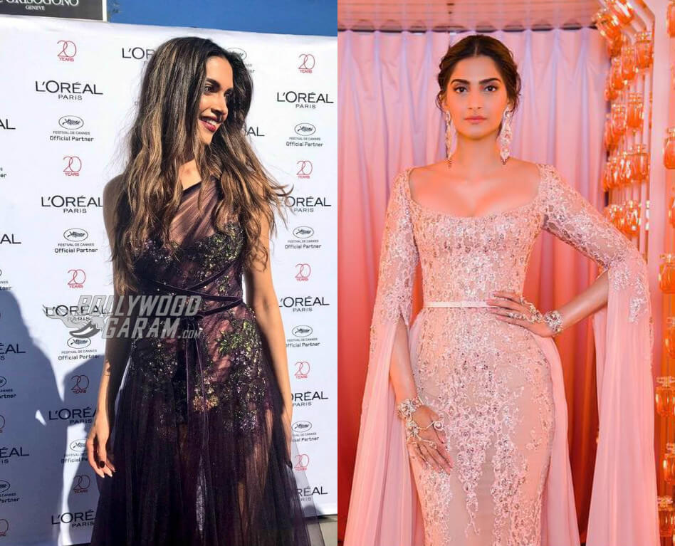 Foreign media mistake Sonam Kapoor for Deepika Padukone at ...