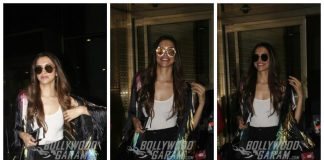 Deepika Padukone makes a stylish return from Cannes Film Festival 2017! – Photos