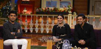 Huma Qureshi, Saqib Saleem promote Dobaara on The Kapil Sharma Show – Photos