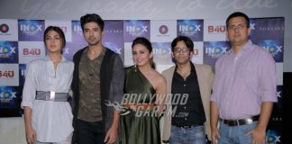 Huma Qureshi and Saqib Saleem launch 'Kaari Kaari' song from Dobaara