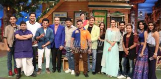 Stars of Marathi film Friendship Unlimited land on sets of The Kapil Sharma Show