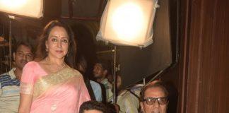 Dharmendra, Hema Malini kick off Utkarsh Sharma's debut directorial Genius – Photos