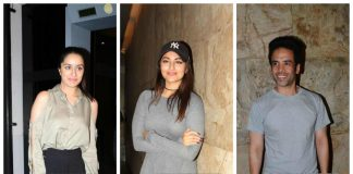 Celebs attend the special screening of Mohit Suri's upcoming film Half Girlfriend