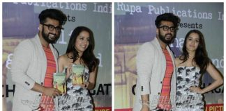 Shraddha Kapoor and Arjun Kapoor launch new Half Girlfriend book