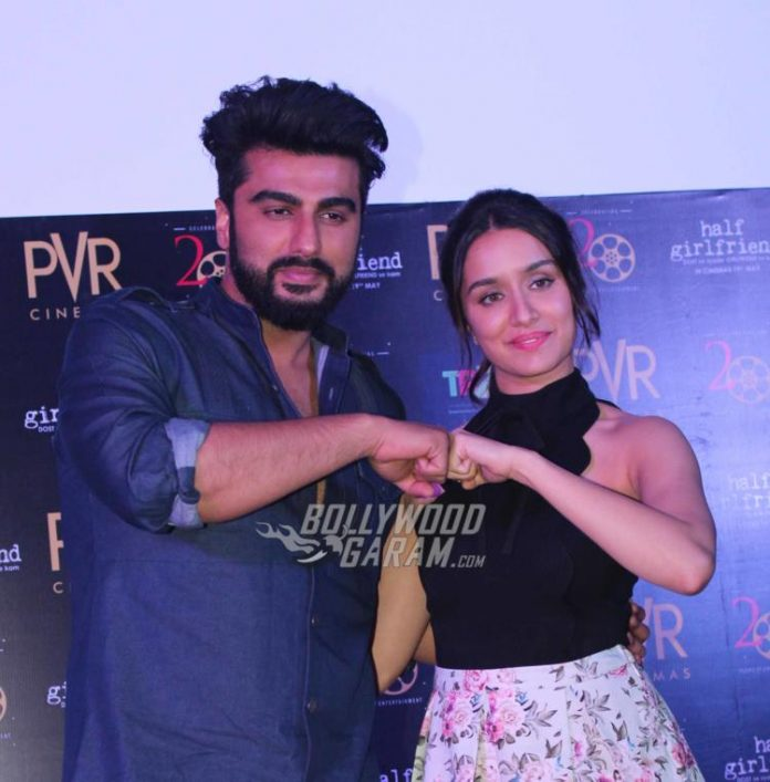 Half girlfriend Kolkata4