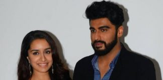 Arjun Kapoor and Shraddha Kapoor slay at Half Girlfriend promotions