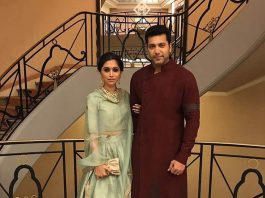 PHOTOS – Tollywood actor Jayam Ravi makes Cannes 2017 red carpet debut with wife!