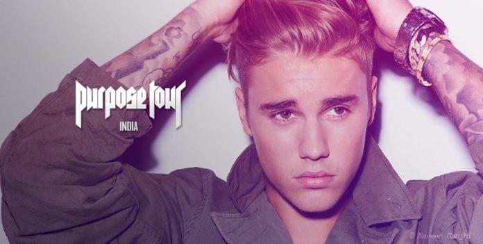Justin Bieber India Tour
