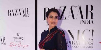 Kajol has a hilarious experience with fan in London at Harper's Bazaar cover launch!